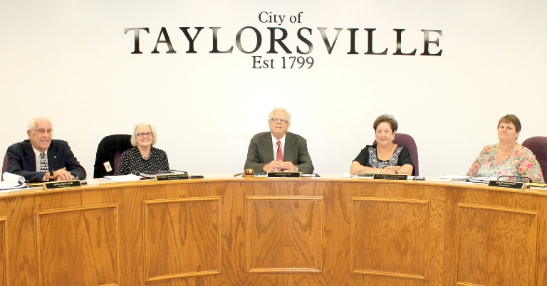 2014 Taylorsville City Commission